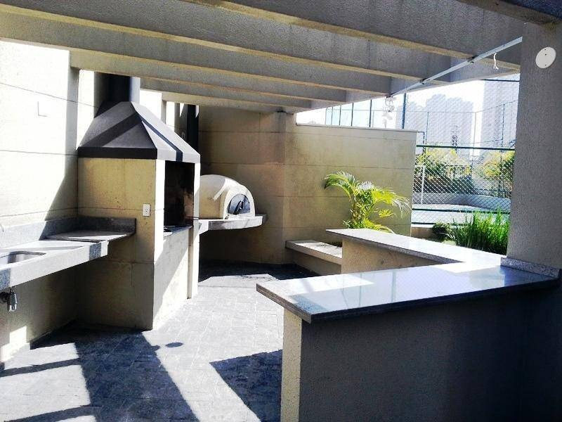 apartamento com excelente localização na barra funda - móveis planejados - ap0096