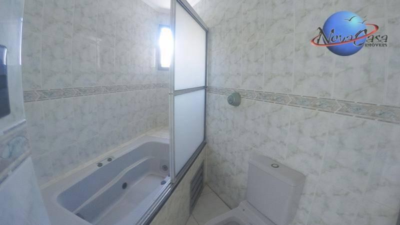 apartamento com lazer completo locação 3 dormitórios, 105 m²  - aviação - praia grande/sp - ap7469