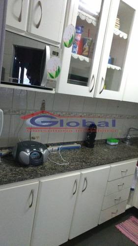 apartamento com lazer completo - pq. marajoara - gl37837