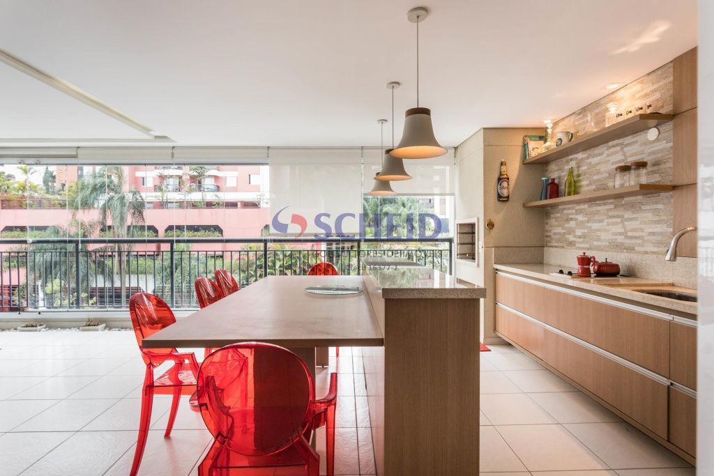apartamento com linda varanda gourmet na vila mascote! - mc6564