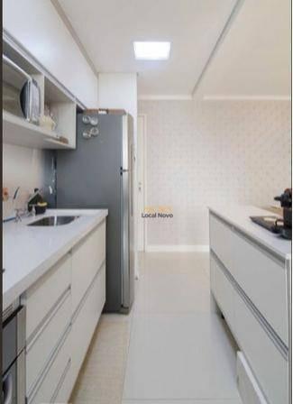 apartamento com living ampliado e varanda gourmet na zona norte de sp - ap0663