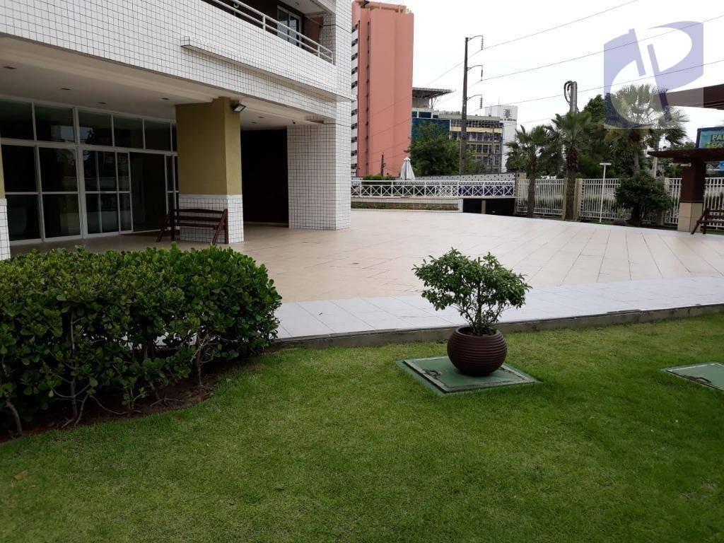 apartamento com localização privilegiada, 4 dormitórios à venda, 176 m² por r$ 850.000 - joaquim távora - fortaleza/ce - ap1394