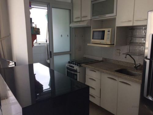 apartamento com mobilia completa ao lado do metro - l-712