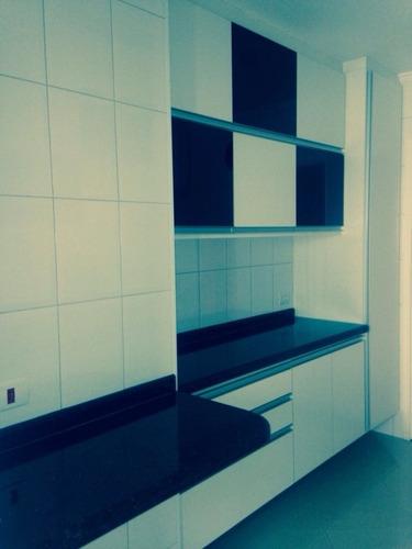 apartamento com móveis planejados - 2 vagas de garagem - 5322