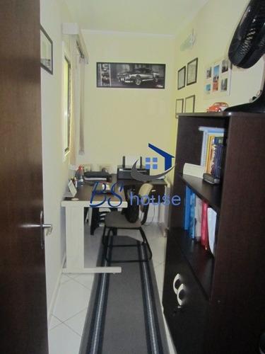 apartamento com móveis planejados - 3276