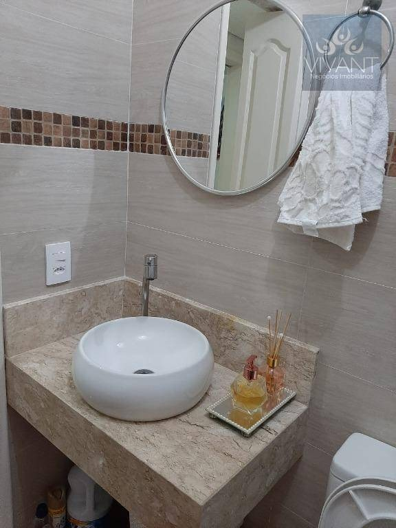 apartamento com móveis planejados na cozinha e cooktop à venda por r$ 170.000,00 - vila urupês - suzano/sp - ap0290