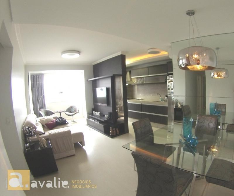 apartamento com móveis sob medida em todos os ambientes. - 6002170