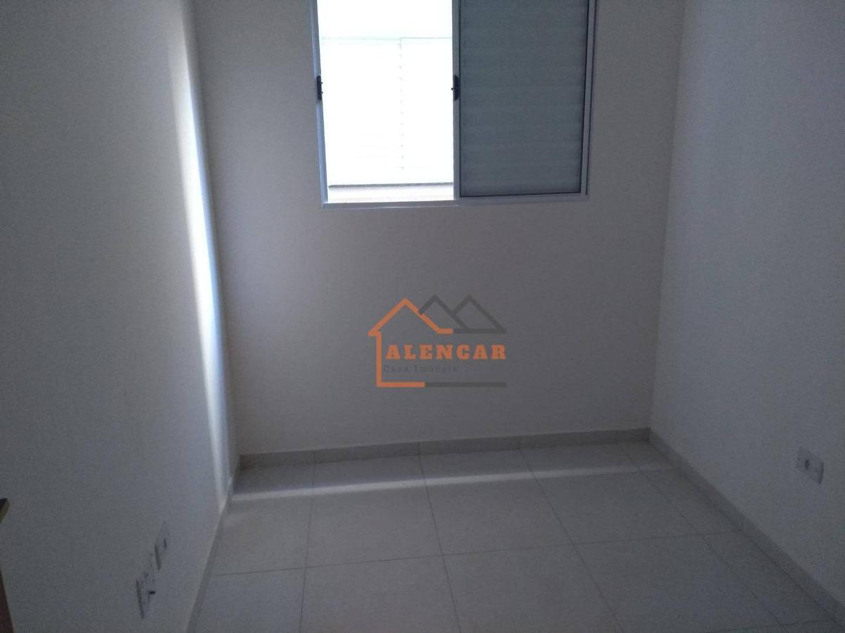 apartamento com ótima localização 2 dormitórios à venda, 37 m² por r$ 148.000 - jardim são pedro - são paulo/sp - st0020