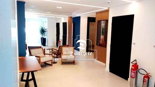 apartamento com ótima localização, com 3 dormitórios à venda, 76 m² por r$ 473.000 - vila floresta - santo andré/sp - ap11304