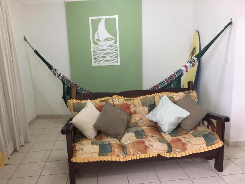 apartamento com piscina na praia do sonho- itanhaém 4282 npc
