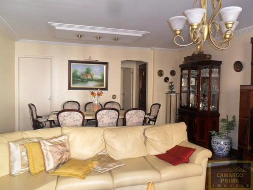 apartamento com renda,andar alto, reformado 126m²au r$1.245.000,00 - eb67171
