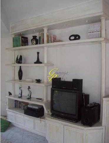 apartamento com sacada e lazer no predio em guaruja - codigo: ap0244 - ap0244