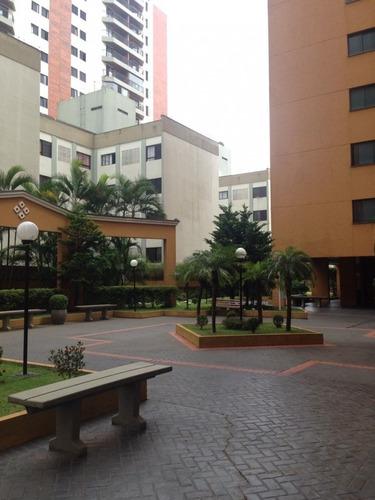 apartamento com suíte no jardim bela vista - 3918