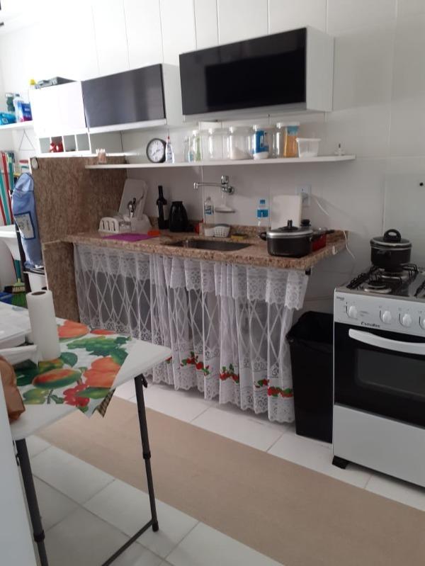apartamento com varanda gourmet em prédio com elevador - 716 - 67853606