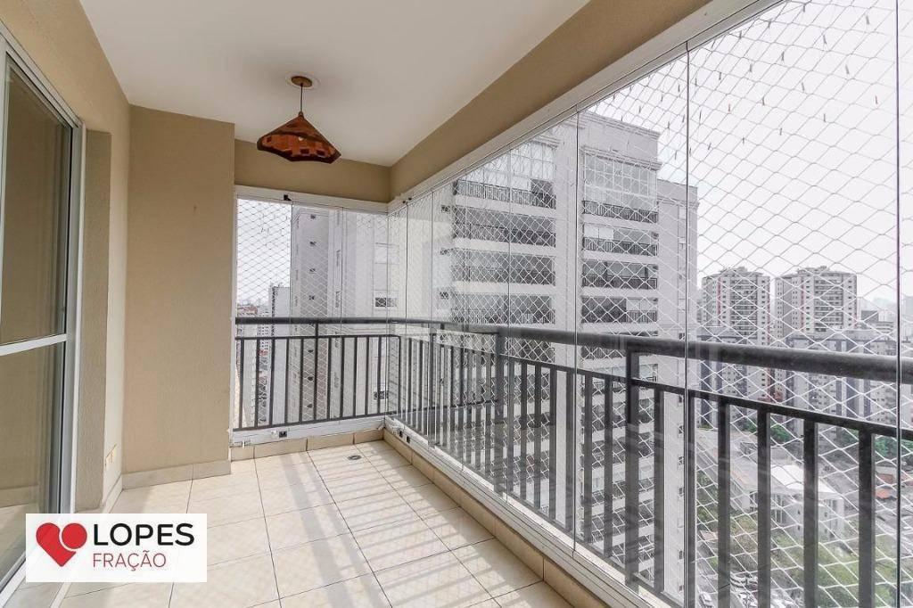 apartamento com varanda gourmet no ipiranga - ap1164