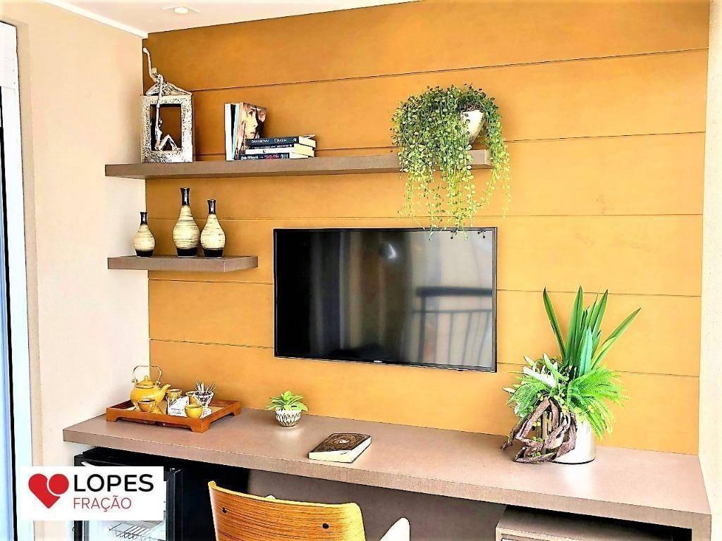 apartamento com varanda gourmet no tatuapé - ap0472