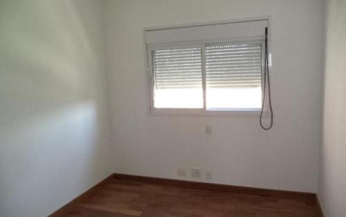 apartamento com  varanda gourmet para locação,panamby , são paulo.
