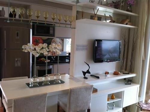 apartamento com varanda gourmet - vila maria / ref 26/6294