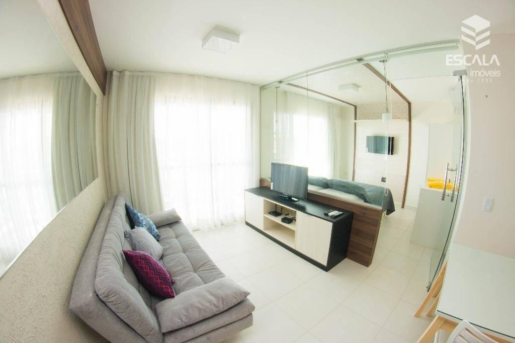 apartamento com vista mar à venda no vg sun cumbuco, todo mobiliado, alto padrão - cumbuco - caucaia/ce - ap1085