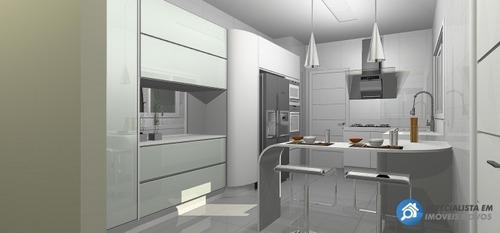 apartamento com vista para o ibirapuera - 6076l