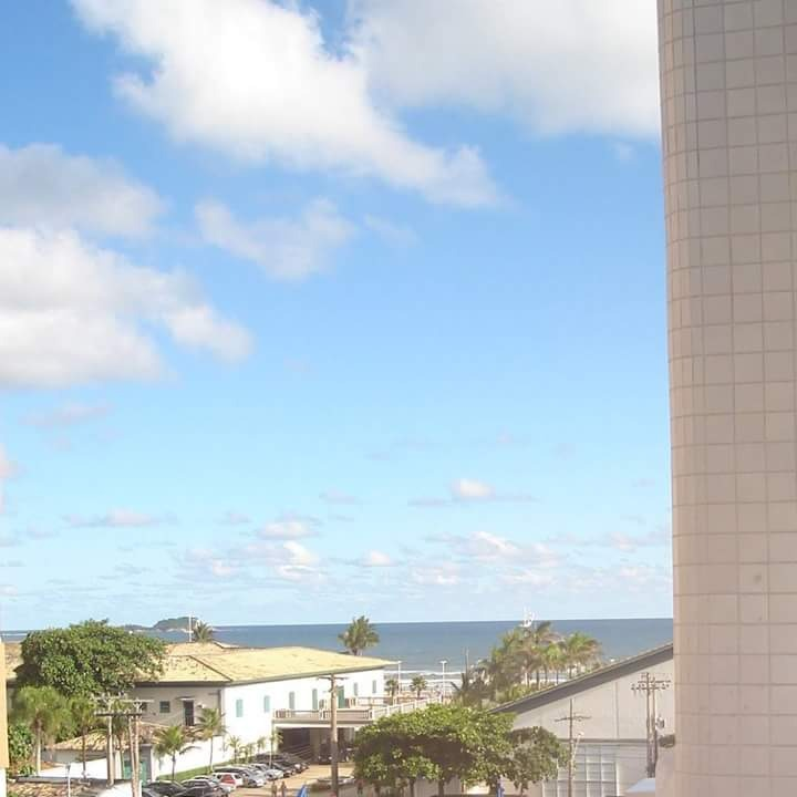 apartamento com vista para o mar, ideal pra casal