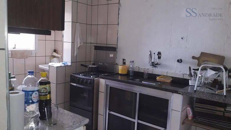 apartamento com vista para o mar na praia massaguaçu. aceita financiamento bancário. - ap0062