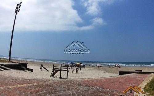 apartamento com vista para o mar no balneário maracanã em praia grande