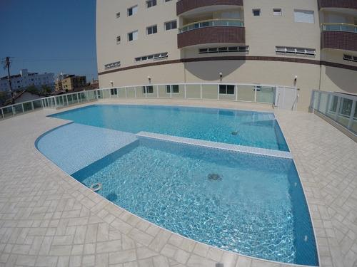 apartamento com vista para o mar. pagamento facilitado!!!