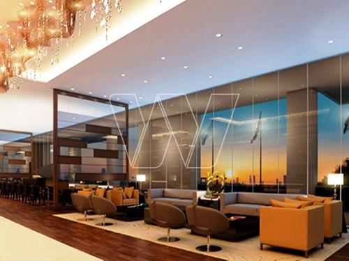 apartamento comercial em barueri - sp, alphaville - ap00537