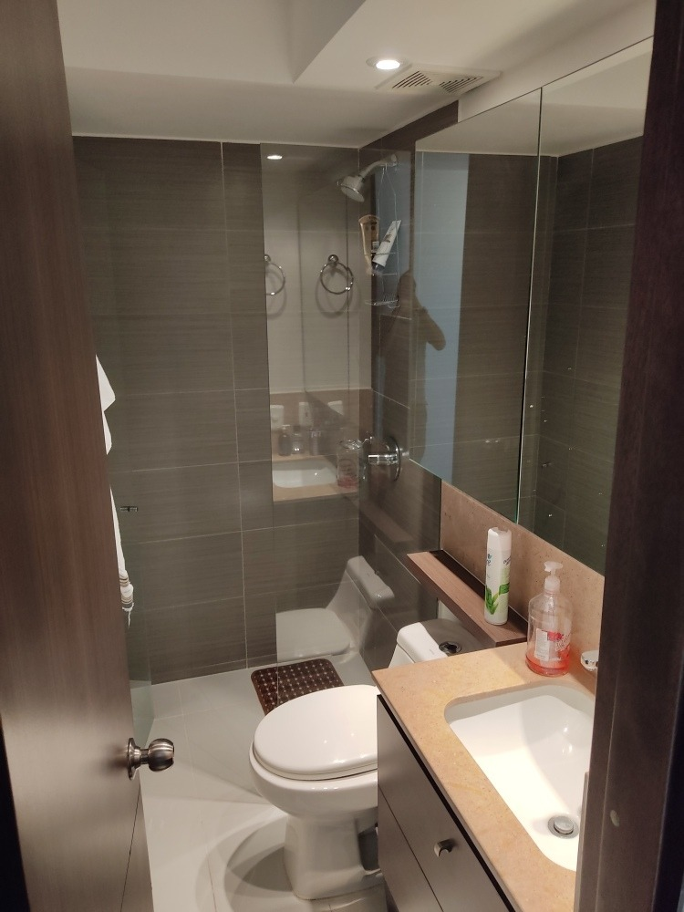 apartamento como nuevo 2 h 2 b en cedritos