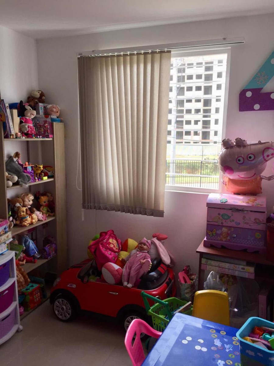 apartamento completamente amoblado