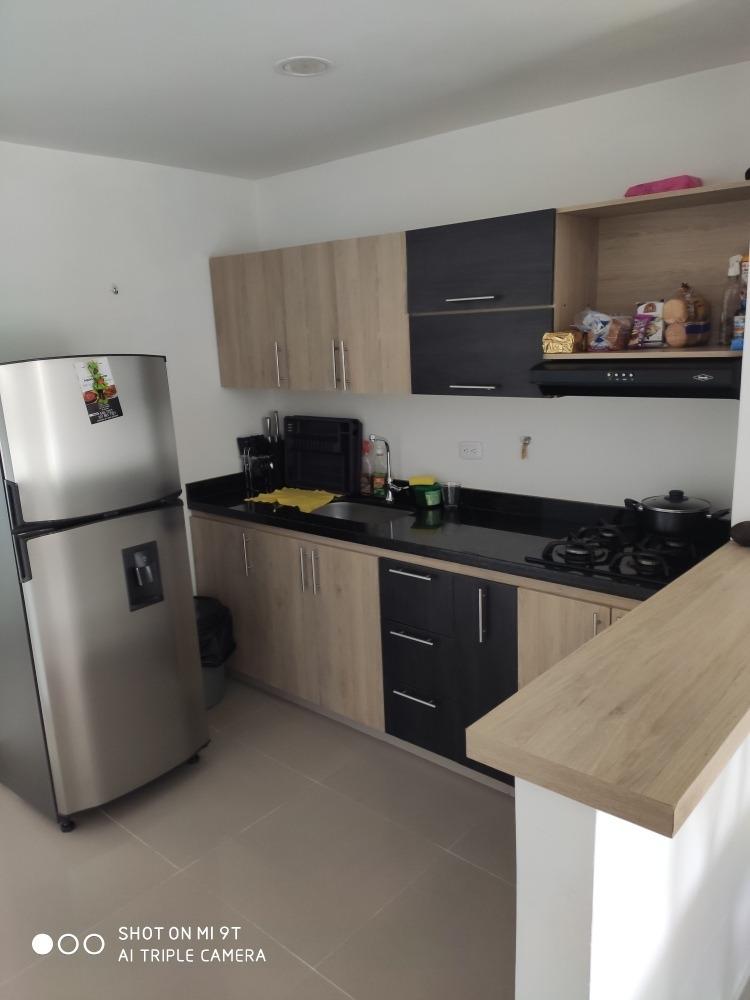 apartamento con 3habitaciones y 3baños