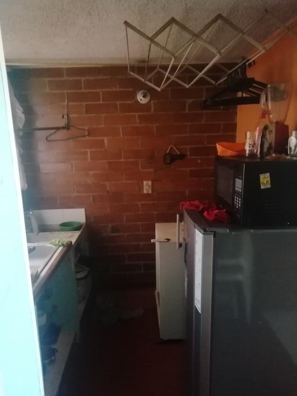 apartamento con baldosa