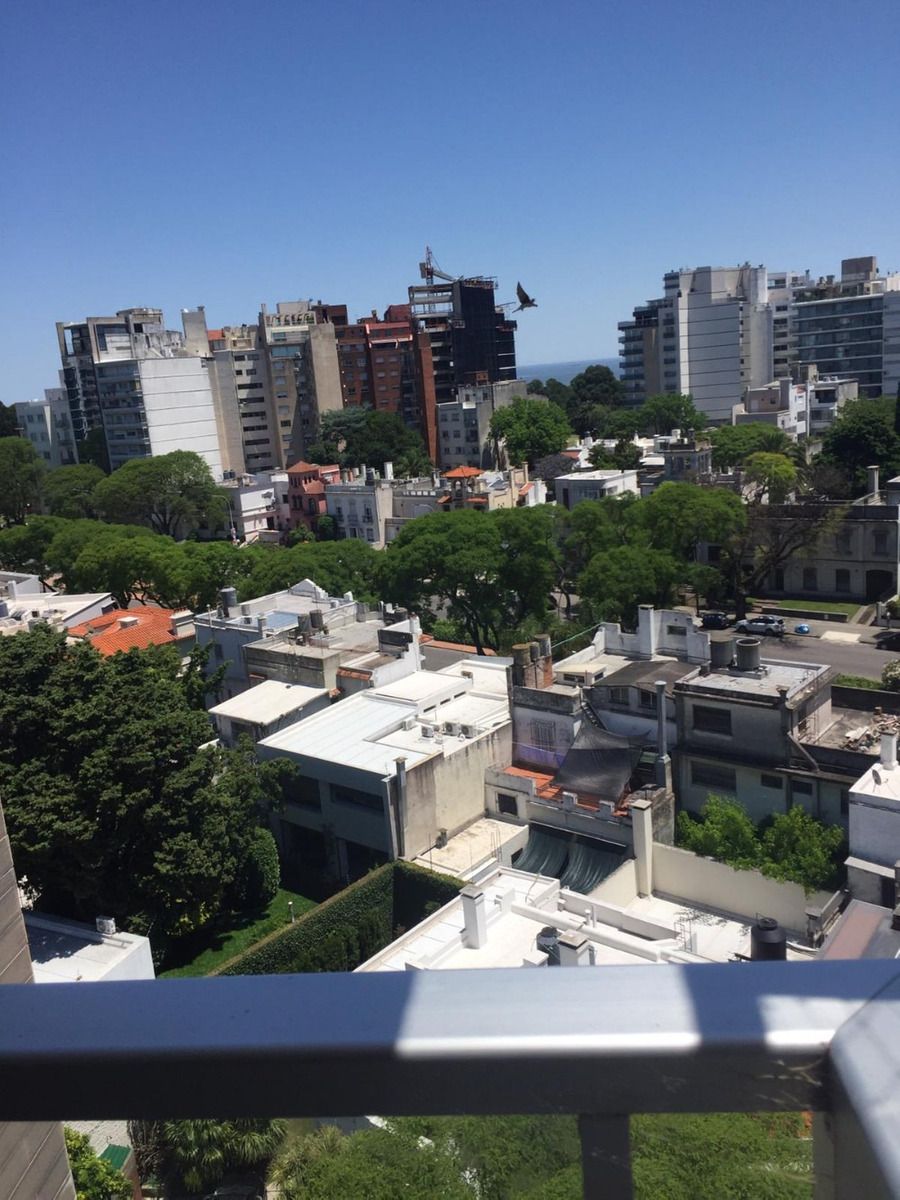 apartamento con buena vista frente y contra frente