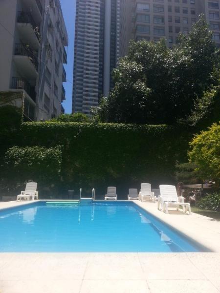 apartamento con terraza propia, en palermo !!