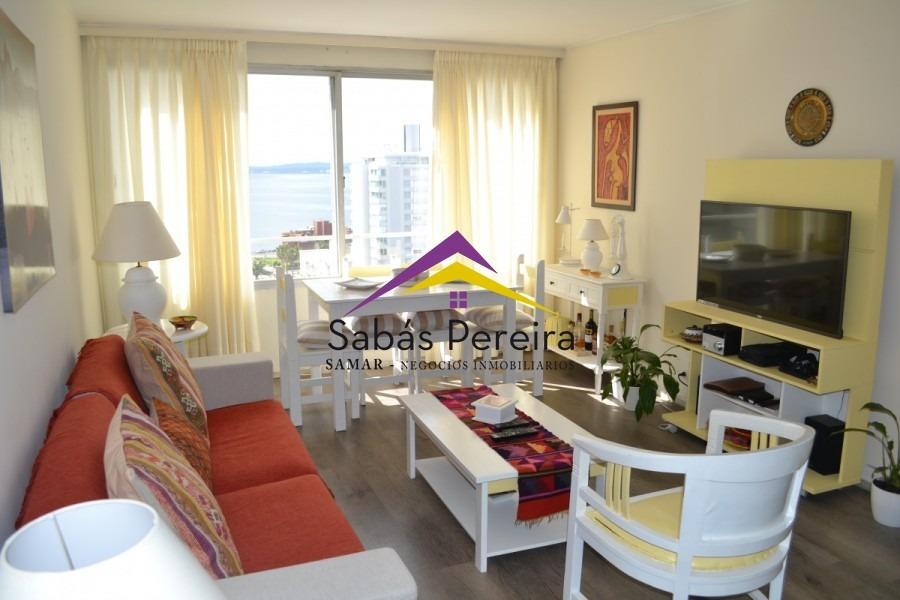 apartamento con vista hacia el puerto- ref: 37580
