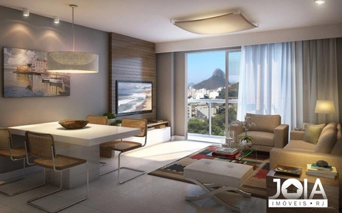 apartamento concept living - 2 e 3 quartos - botafogo - 81