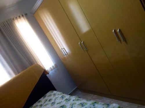 apartamento - condomínio américa central- centro, sbc