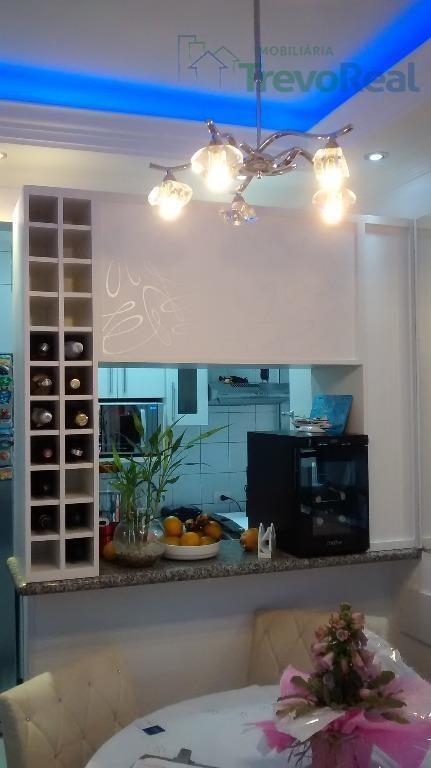 apartamento condomínio atlântico - ap0349