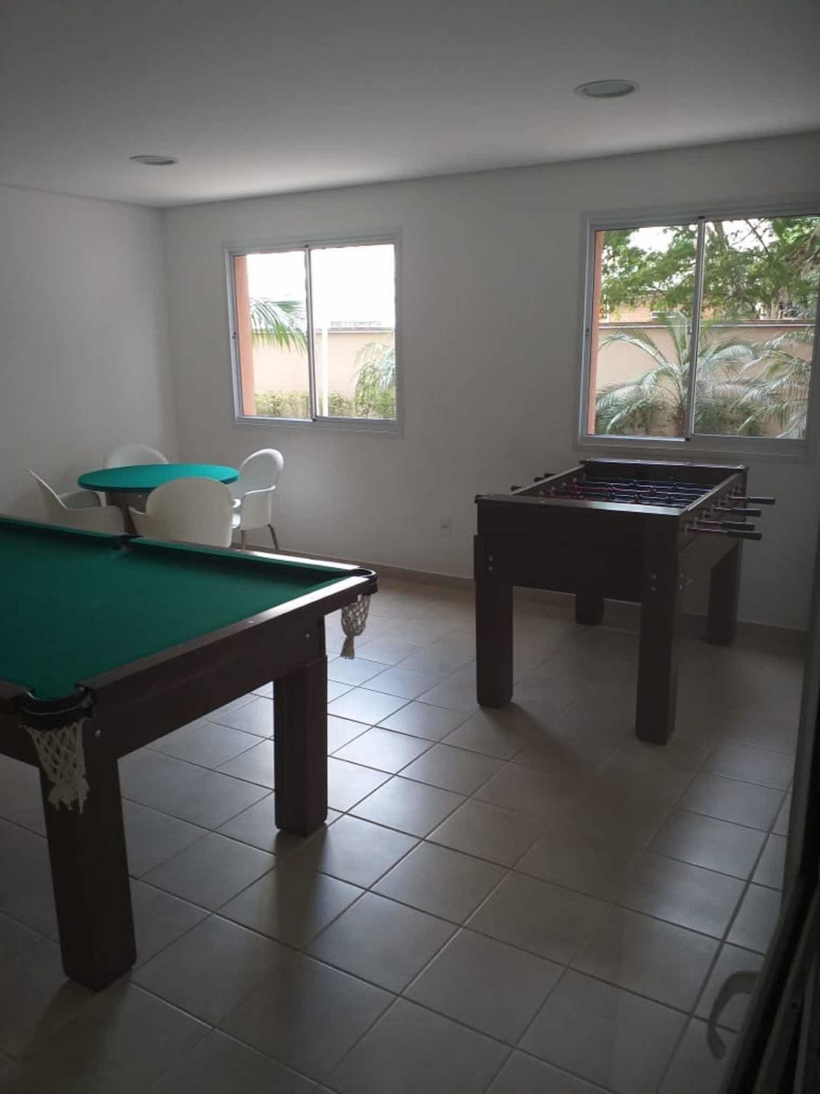 apartamento - condomínio bem viver cambuci