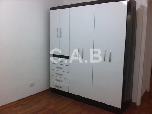 apartamento condomínio columbia alphaville - 7749
