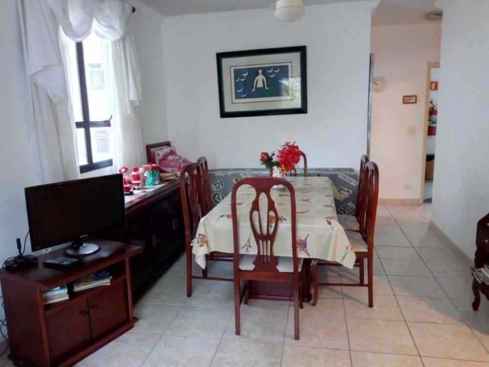 apartamento - condomínio edifício marola em guarujá/sp