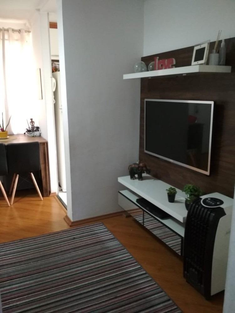 apartamento condominio estados unidos - demarchi - sbc