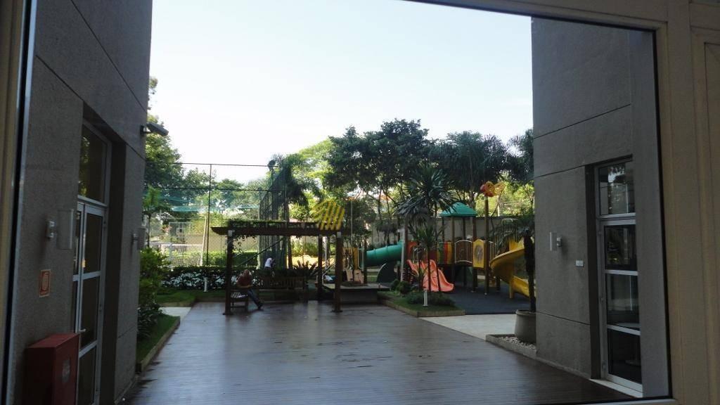 apartamento condomínio mansão imperial à venda, jardim nova petrópolis, são bernardo do campo. - ap1357