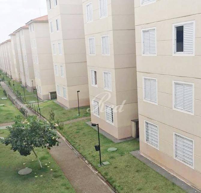 apartamento condomínio meu lar - suzano - ap1631