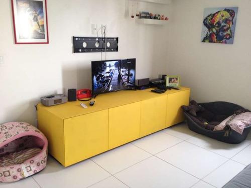apartamento condominio parque brasil - vila andrade - reform