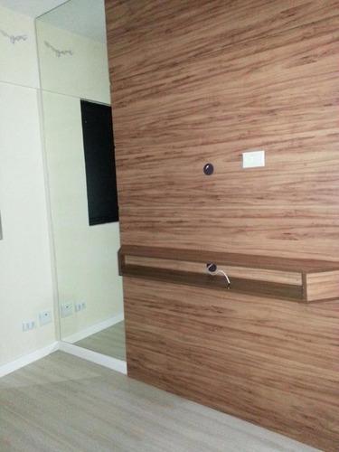 apartamento - condomínio residencial - luzes do farol atlântico - ap0388