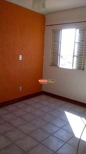 apartamento - condomínio residencial soraya - ap0929
