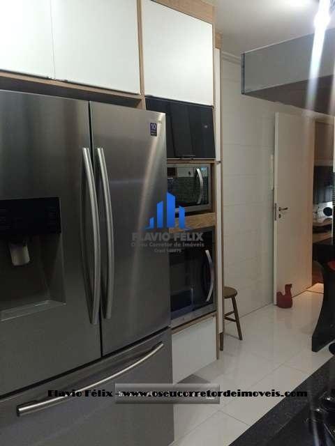 apartamento condomínio supera guarulhos 128 metros - 424