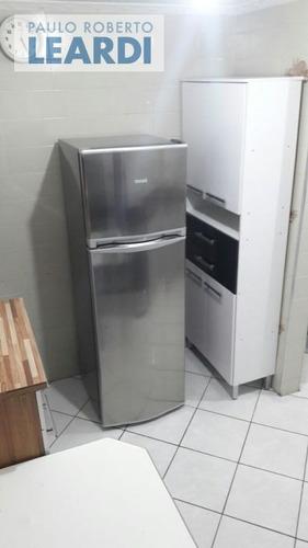 apartamento conjunto residencial planeta - santo andré - ref: 555363